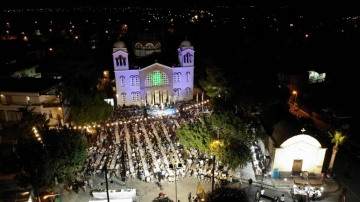 Με επιτυχία το 7ο Παραδοσιακό Φεστιβάλ Δήμου Σωτήρας