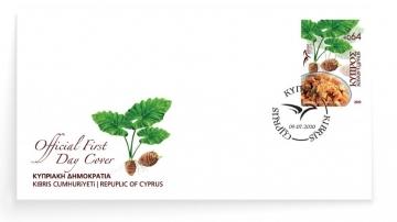 Το Κολοκάσι Σωτήρας (Π.Ο.Π.) σε ειδική έκδοση των Κυπριακών Γραμματοσήμων