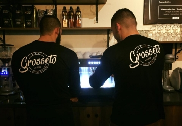 Grosseto Coffee and Wine