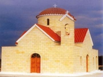 Το εξωκλήσι του Αγίου Νικάνδρου