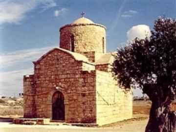 Η ιερά μονή της Παναγίας της Χορδακιώτισσας