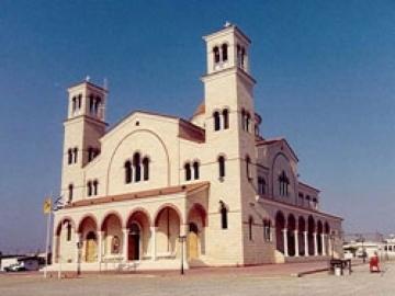 Ο ναός της Αναστάσεως του Σωτήρος Χριστού