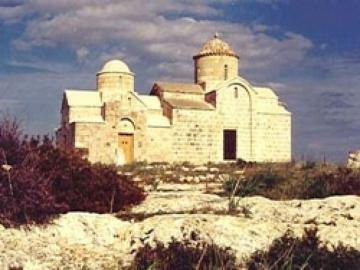 Ο ναός του Αγίου Γεωργίου των Χορτακιών