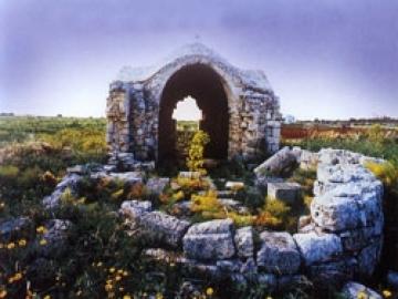 Ο ναός του Αγίου Θεοδώρου των Χορτακιών